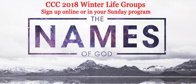 Life Groups Start